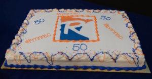MN Recruiters Cake
